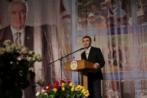 1. Собрание инициативной группы по выдвижению Леонида Тибилова кандидатом в Президенты Республики Южная Осетия на второй срок (часть III)