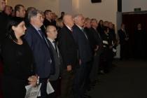 1. Торжественное собрание в честь 25-ой годовщины проведения Референдума о независимости Республики Южная Осетия (часть II)