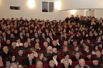3. Собрание инициативной группы по выдвижению Леонида Тибилова кандидатом в Президенты Республики Южная Осетия на второй срок (часть I)
