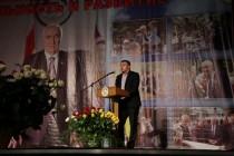 3. Собрание инициативной группы по выдвижению Леонида Тибилова кандидатом в Президенты Республики Южная Осетия на второй срок (часть II)