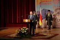 4. Торжественное собрание в честь 25-ой годовщины проведения Референдума о независимости Республики Южная Осетия (часть II)
