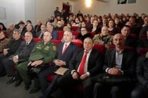 6. Собрание инициативной группы по выдвижению Леонида Тибилова кандидатом в Президенты Республики Южная Осетия на второй срок (часть I)