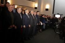 7. Собрание инициативной группы по выдвижению Леонида Тибилова кандидатом в Президенты Республики Южная Осетия на второй срок (часть I)