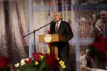 9. Собрание инициативной группы по выдвижению Леонида Тибилова кандидатом в Президенты Республики Южная Осетия на второй срок (часть III)