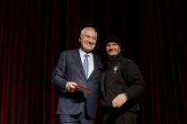 9. Торжественное собрание в честь 25-ой годовщины проведения Референдума о независимости Республики Южная Осетия (часть I)