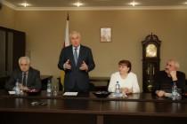 1. Встреча с коллективом Министерства юстиции