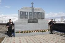 1. Церемония возложения венков и цветов к памятникам сотрудникам ОМОН МВД, погибшим в ходе отражения грузинской агрессии с 1992 по 2008 годы