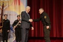 1. Торжественное собрание, посвященное 25-й годовщине образования ОМОН МВД Республики Южная Осетия (часть III)