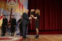 1. Торжественное собрание, посвященное 25-й годовщине образования ОМОН МВД Республики Южная Осетия (часть IV)