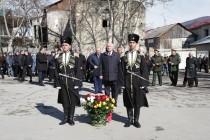 1. Церемония возложения венков и цветов к памятникам защитникам Отечества (часть I)