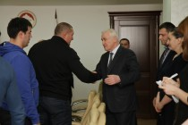 2. Встреча с представителями Федерации спортивной борьбы Российской Федерации