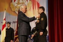2. Торжественное собрание, посвященное 25-й годовщине образования ОМОН МВД Республики Южная Осетия (часть II)