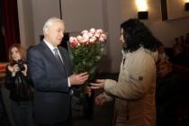 2. Торжественное собрание, посвященное 25-й годовщине образования ОМОН МВД Республики Южная Осетия (часть V)