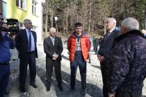 2. Рабочая поездка в Ленингорский район (часть II)
