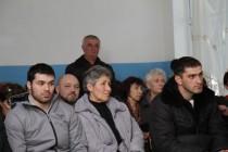 3. Встреча с населением с. Зар Цхинвальского района