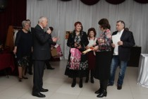 3. Встреча с членами общественной организации «Лига женщин во имя будущего» (часть II)