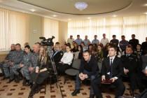 3. Встреча с коллективом Министерства юстиции