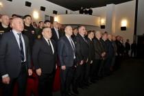 3. Торжественное собрание, посвященное 25-й годовщине образования ОМОН МВД Республики Южная Осетия (часть I)