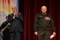 3. Торжественное собрание, посвященное 25-й годовщине образования ОМОН МВД Республики Южная Осетия (часть III)