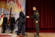 3. Торжественное собрание, посвященное 25-й годовщине образования ОМОН МВД Республики Южная Осетия (часть IV)