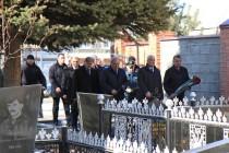 3. Церемония возложения венков и цветов к памятникам защитникам Отечества (часть II)