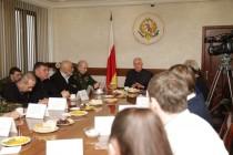 3. Встреча с отличниками боевой и политической подготовки