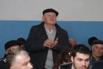 4. Встреча с населением с. Зар Цхинвальского района