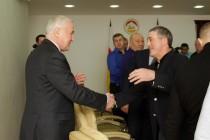 4. Встреча с представителями Федерации спортивной борьбы Российской Федерации