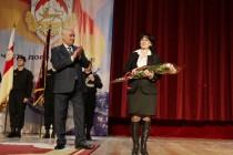 4. Торжественное собрание, посвященное 25-й годовщине образования ОМОН МВД Республики Южная Осетия (часть II)