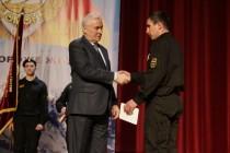 4. Торжественное собрание, посвященное 25-й годовщине образования ОМОН МВД Республики Южная Осетия (часть III)