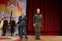 4. Торжественное собрание, посвященное 25-й годовщине образования ОМОН МВД Республики Южная Осетия (часть IV)