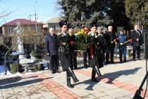 4. Церемония возложения венков и цветов к памятникам защитникам Отечества (часть II)