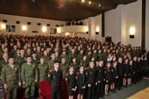 4. Торжественное собрание, посвященное Дню защитника Отечества