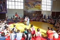 4. Мастер-класс по вольной борьбе от чемпионов