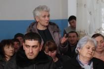 5. Встреча с населением с. Зар Цхинвальского района