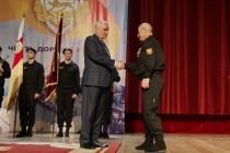5. Торжественное собрание, посвященное 25-й годовщине образования ОМОН МВД Республики Южная Осетия (часть II)