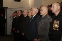 5. Торжественное собрание, посвященное 25-й годовщине образования ОМОН МВД Республики Южная Осетия (часть V)
