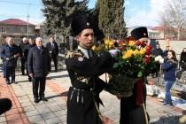 5. Церемония возложения венков и цветов к памятникам защитникам Отечества (часть II)