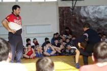 5. Мастер-класс по вольной борьбе от чемпионов