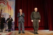 6. Торжественное собрание, посвященное 25-й годовщине образования ОМОН МВД Республики Южная Осетия (часть III)