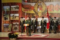6. Торжественное собрание, посвященное Дню защитника Отечества