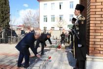 7. Церемония возложения венков и цветов к памятникам защитникам Отечества (часть II)