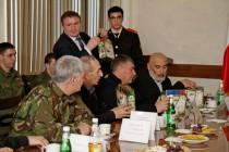 7. Встреча с отличниками боевой и политической подготовки
