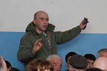 8. Встреча с населением с. Зар Цхинвальского района