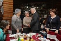 8. Встреча с членами общественной организации «Лига женщин во имя будущего» (часть I)