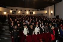 8. Торжественное собрание, посвященное 25-й годовщине образования ОМОН МВД Республики Южная Осетия (часть I)