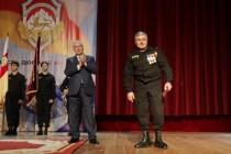8. Торжественное собрание, посвященное 25-й годовщине образования ОМОН МВД Республики Южная Осетия (часть II)