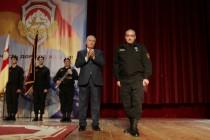 8. Торжественное собрание, посвященное 25-й годовщине образования ОМОН МВД Республики Южная Осетия (часть III)