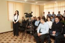 9. Встреча с коллективом Министерства юстиции