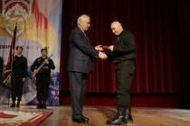 9. Торжественное собрание, посвященное 25-й годовщине образования ОМОН МВД Республики Южная Осетия (часть I)